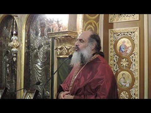 «Εν δράσει 2019»: Αρχιμ. Αλέξιος Γιαννιός: Ακατάπαυστα να δοξάζουμε και να ευχαριστούμε τον Θεό