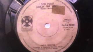 Chris Montez Loco porti (crazy for you)