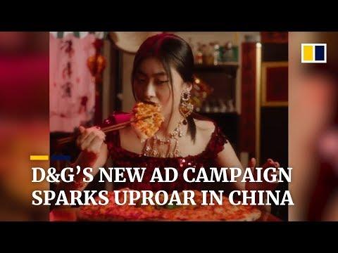 Dolce   Gabbana cancels Shanghai show after founder s outburst a732c3de468
