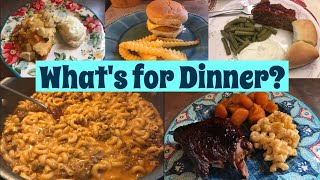 What's for Dinner?| Family Meal Ideas| #11