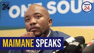 DA leader Mmusi Maimane is expected to address members of the media in Bruma, Johannesburg, on Wednesday afternoon.  Speculation has been building that Maimane might step down as DA leader following a bruising weekend when his predecessor, Helen Zille, was elected as the new federal council chairperson.  Watch the proceedings live.
