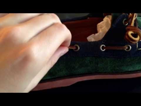 Unboxing and Review of Ralph Lauren Boat Shoes