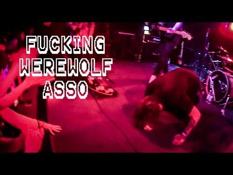 FUCKING WEREWOLF ASSO — HELEN TIGER Live @ Moscow