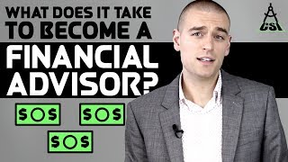 What Does It Take To Become a Financial Advisor   Common Sense Investing with Ben Felix