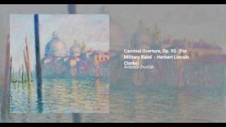 Carnival Overture, Op. 92