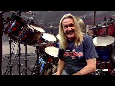 Kit Walkthrough with Nicko McBrain (Legacy Of The Beast SQ