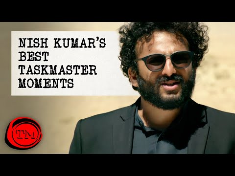 NIsh's best Taskmaster Moments