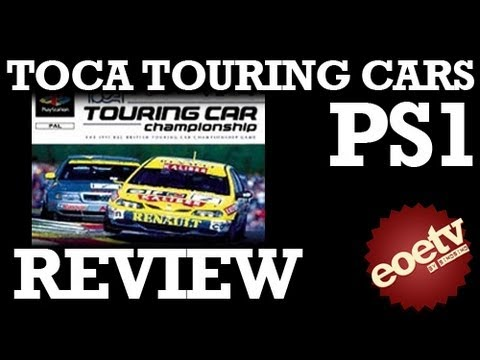 Let's Review TOCA Touring Car Championship  [PS1]