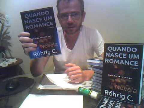 Promoção Skoob + Amazon + Quando nasce um romance = Livro impresso grátis