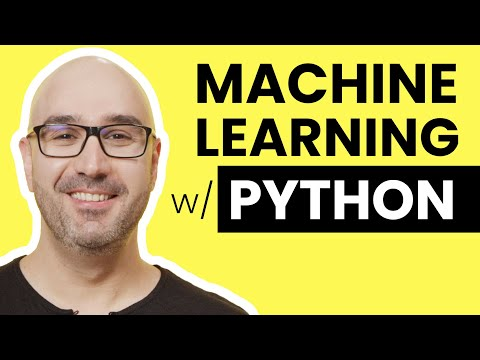 Python Machine Learning Tutorial (Data Science) - YouTube