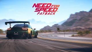 [Need For Speed Payback] Stavíme Vlastní Drift Auto! [CZ]