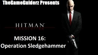 Hitman Absolution (PURIST/SA): 16 - Operation Sledgehammer (NOR)