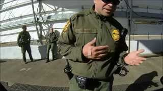 Potty Break - DHS Checkpoint Refusal, U.S. Border Patrol Agent's Challenge