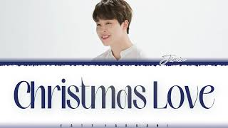 JIMIN - 'CHRISTMAS LOVE' Lyrics [Color Coded_Han_Rom_Eng]