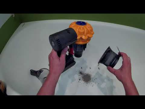 Как чистить пылесос дайсон dc29 детали для пылесоса дайсон купить