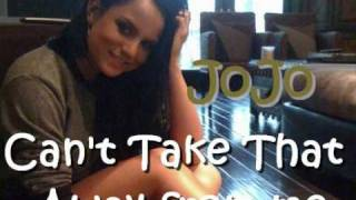 JoJo - Can't Take That Away From Me
