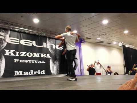 Nuno & Nagyla Feeling Kizomba Festival 2015
