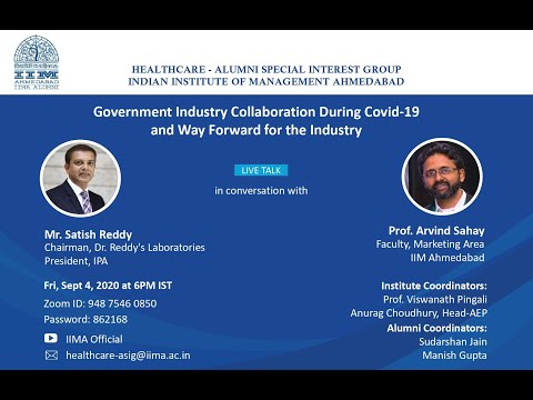Government Industry Collaboration During Covid-19 and Way Forward for the Industry