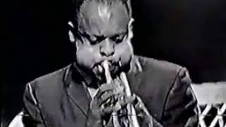 Eric Dolphy in Stockholm, September 5, 1961 (TV Broadcast – Poor quality)