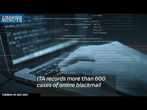 ITA records more than 600 cases of online blackmail