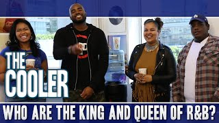 Who is the King & Queen of R&B?