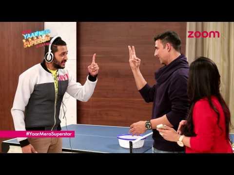 Guess The Word Game Between Akshay Kumar & Riteish Deshmukh | Yaar Mera Superstar | EXCLUSIVE