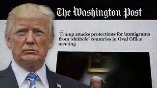 """Трамп: США не нужны мигранты из """"грязных дыр"""""""
