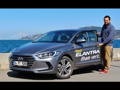 Test - Hyundai Elantra (2016)