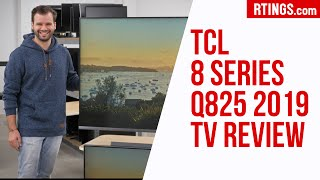 Video: TCL 8 Series/Q825 2019 TV Review