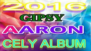 GIPSY AARON CELY ALBUM 2016