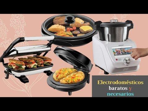 😍😍Top 8 Pequeños electrodomésticos más útiles que no pueden faltar en tu cocina