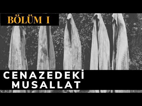 KORKU HİKAYELERİ - Cenazedeki Musallat - CİN
