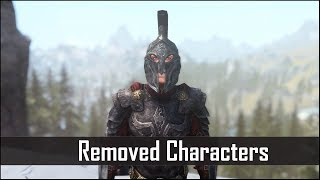 Skyrim: 5 Interesting Characters That Bethesda Removed - The Elder Scrolls 5 Secrets