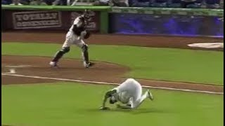 MLB Hilarious Pitcher Bloopers