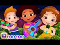 The Teeki Taaki Dance - Sing & Dance | Nursery Rhymes and Songs for Babies & Kids by ChuChu TV