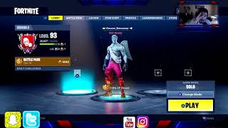 Fortnite How to invite friends