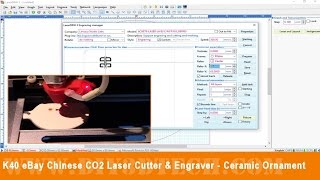 Small Laser - How to Cut a Shape using Corel Laser Software - Самые