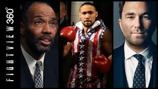 KEITH THURMAN VS JOSESITO LOPEZ? WILDER FURY UNDERCARD? STILL WITH HAYMON? SIGNING WITH HEARN?