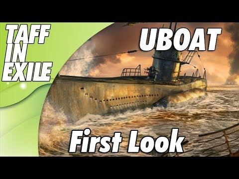 UBOAT   Early Access - Full Tutorial   First look!