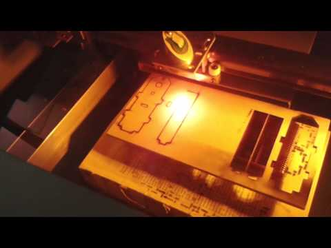Cheap 40W CO2 laser cutter from China, via eBay