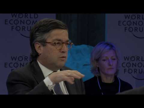 Davos 2017 - Promise or Peril: Decoding the Future of Work
