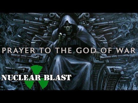 VADER - Prayer To The God Of War (OFFICIAL TRACK & LYRICS) online metal music video by VADER