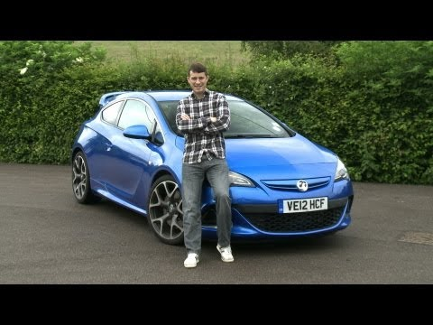 Vauxhall Astra VXR /Opel Astra OPC Car Review Video
