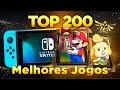 Guia Supremo Dos Melhores Jogos Do Nintendo Switch Top