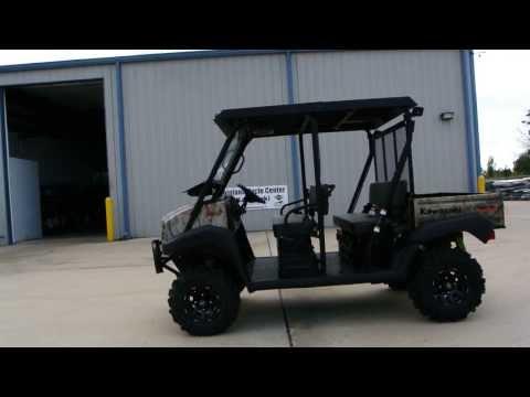 2014 Kawasaki Mule™ 4010 Trans4x4® Camo in La Marque, Texas