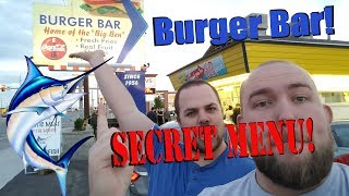 Burger Bar Secret Menu And Meat Of The Month | Brother Not Brother Episode 7