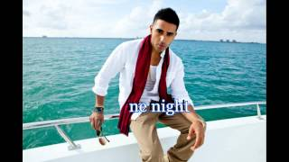 Jay Sean Ft  DJ Prostyle One Night Lyrics HD