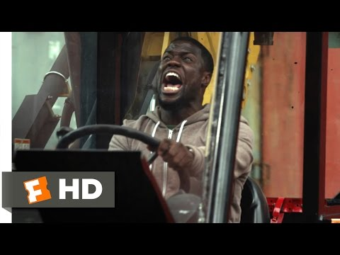 Ride Along 2 - Forklift Frenzy Scene (8/10) | Movieclips