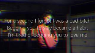 Jessie Reyez Shutter Island (Lyrics)