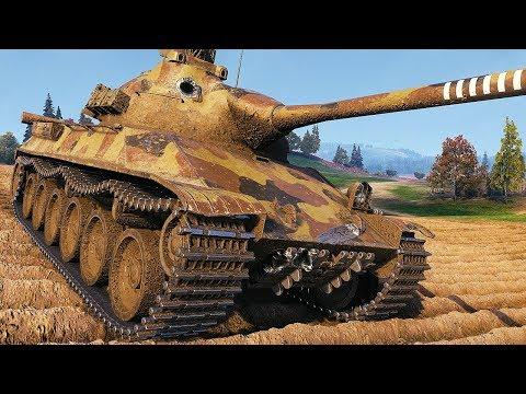 TVP T 50/51 - BRUTAL HERO - World of Tanks Gameplay